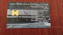 Phonecard Andora Only 20.000 Made  Used Rare - Andorra