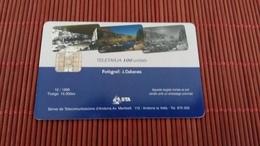 Phonecard Andora Only 15.000 Made  Used Rare - Andorra