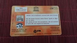 Phonecard Andora Only 7.000 Made  Used Rare - Andorra