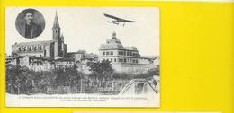 CARMAUX Rare L'Aviateur SADI-LECOINTE Blériot Moteur Anziani (Cahuzac) Tarn (81) - Carmaux