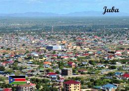 1 AK Südsudan * Blick Auf Juba - Hauptstadt Des Südsudan - Luftbildaufnahme * - Sudán