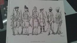 Affiche (dessin) - Les Troupes De Marine 1622.1900 - Posters