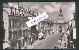 25 - Doubs -Pontarlier - Rue De La République - Voitures Diverses - Pontarlier