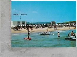 CARTOLINA NV ITALIA - TORINO DI SANGRO (CH) - Lido Le Morge - Stabilimento Balneare Sangro's Beach - 10 X 15 - Chieti