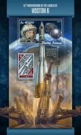 SIERRA LEONE 2018 Space Launch Of Vostok 6 S201803 - Sierra Leone (1961-...)