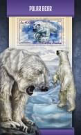 SIERRA LEONE 2018 Polar Bear S201803 - Sierra Leone (1961-...)