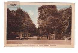 33 Cauderan Entrée Du Parc Bordelais - France