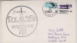 Ross Dependency 1978 Polar Star / Deepfreeze 78 Ca Apr 21 1978 (38586) - Ross Dependency (Nieuw-Zeeland)