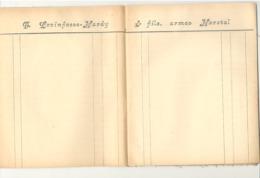 Petit Cahier Toilé Imprimé Pour : F. LOVINFOSSE - HARDY & Fils, Armes Herstal ( Liège).. (b228) - 1900 – 1949