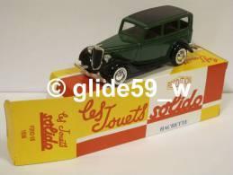 Solido FORD V8 (1936) - Réédition Hachette Collection (NEUVE ! Avec Boîte D'origine) - Solido