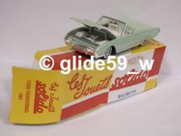 Solido FORD THUNDERBIRD (1963) - Réédition Hachette Collection (NEUVE ! Avec Boîte D'origine) - Solido
