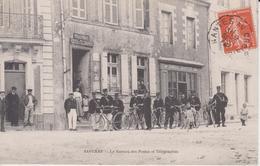 44. Savenay. Bureau Des Postes Et Télégraphes. Tbe - Savenay