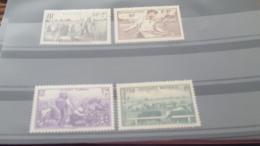 LOT 396279 TIMBRE DE FRANCE NEUF** N°466 A 469 VALEUR 20 EUROS  DEPART A 1€ - France