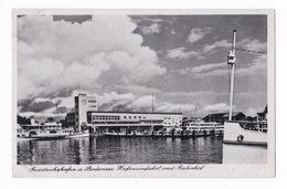Jolie CP Allemagne, Friedrichshafen. A Voyagé En 1946 - Friedrichshafen