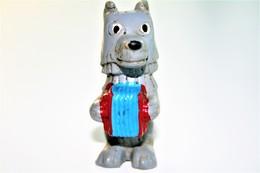 Vintage FABELTJESKRANT : Bor De Wolf - Bully - 1985 - Figurines