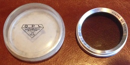Lentille DYMA OPL Made In France - Lenses