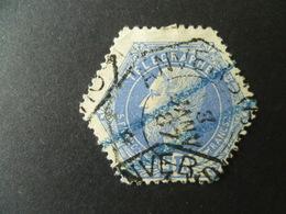 TIMBRE TELEGRAPHE N° 7   OBLITERE  1887 - Telegraphenmarken