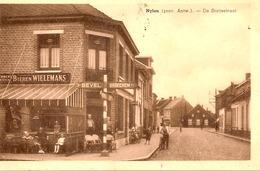 Nylen (prov.Antw.) De Statiestraat 1939 (Geanimeerd) - Nijlen