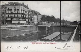 Bruxelles : La Porte De Gand - Sonstige