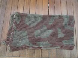 Filet Camouflage Français - Algérie - AFN. - Equipement