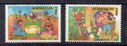 AZERBAIDJAN  Timbres Neufs ** De 1998  ( Ref 5299 ) Europa - Azerbaïdjan