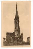 20476   CPA  NANCY  : Basilique Notre Dame De Lourdes Au 1er Février  1932 ( Fin De Renovation ) - Nancy