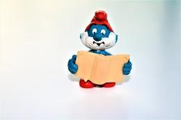Smurfs ADVERTISING Nr 115 - *** - Stroumph - Smurf - Schleich - Peyo - Smurfs