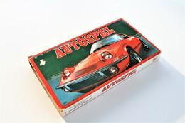 Speelkaarten - Kwartet, Autospel, ASS, *** - Vintage 1970 - Kartenspiele (traditionell)