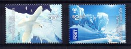 Australian Antarctic Territory - 2009 - Preserve The Polar Regions & Glaciers - MNH - Territoire Antarctique Australien (AAT)