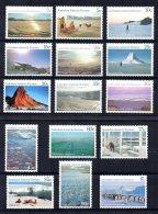 Australian Antarctic Territory - 1984/87 - Atarctic Scenes - MNH - Territoire Antarctique Australien (AAT)