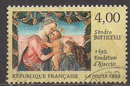 Frankreich  (1992)  Mi.Nr.  2898  Gest. / Used  (2eo41) - Frankreich