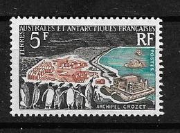 #111# TAAF YVERT 20 MNH**. - Terres Australes Et Antarctiques Françaises (TAAF)