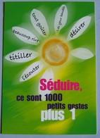 Prévention Sida - Préservatif - Permis De Séduire - Salud