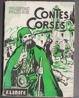 A.TROJANI - CONTES CORSES -  Illustrations : P.ROUSSEAU - Corse