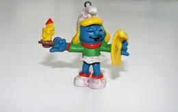 Smurfs Nr 51909#1 - *** - Stroumph - Smurf - Schleich - Peyo - Christmas - Smurfs