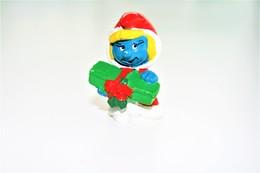 Smurfs Nr 20153#1 - *** - Stroumph - Smurf - Schleich - Peyo - Christmas - Schtroumpfs