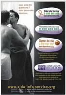 Arte Postale Gay Homosexuel Nue Nude Capote Trés Beau Plan - Salud