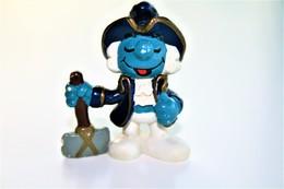 Smurfs Nr 20097#1 - *** - Stroumph - Smurf - Schleich - Peyo - GEORGE WASHINGTON - Schtroumpfs