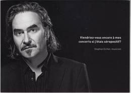 Stephan Eicher ° Viendriez-vous Encore à Mes Concerts Si J'étais Séropositif? - Salud