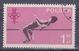 Polonia - Salto In Alto - Salto