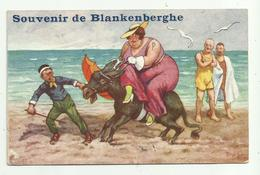 Blankenberge  *   Souvenir De Blankenberghe - Blankenberge