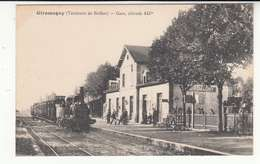 90 - Giromagny - Gare - Giromagny