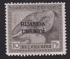 Ruanda Urundi - COB 61 Avec Trace De Charnières - Ruanda-Urundi