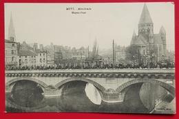 Metz - Moyen-pont - Metz