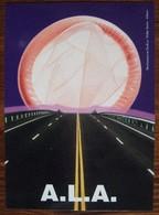 A.L.A. Condom Against AIDS Carte Postale - Salud