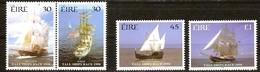 Irlande Ireland Ierland 1998  Yvertn° 1089-1092 *** MNH Cote 8,50 Euro Bateaux Ships Boten - Neufs