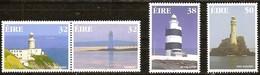 Irlande Ireland Ierland 1997  Yvertn° 1010-1013 *** MNH Cote 7,00 Euro Fhares Vuurtorens - 1949-... République D'Irlande