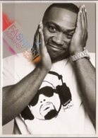 Edgar Card # 10.256 , Learn More The Fashion Against Aids Collection , H & M , DAA - Salud