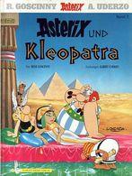 Asterix Und Kleopatra Comicalbum (SC) Egmont Ehapa Verlag - Asterix