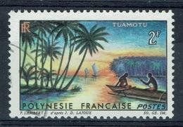 French Polynesia, Tuamotu Islands, 1964, VFU - French Polynesia
